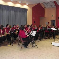 Concert avec l'harmonie de Sully sur Loire
