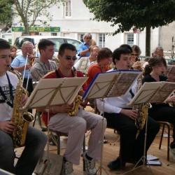 Fête de la musique Saint Benoit sur Loire