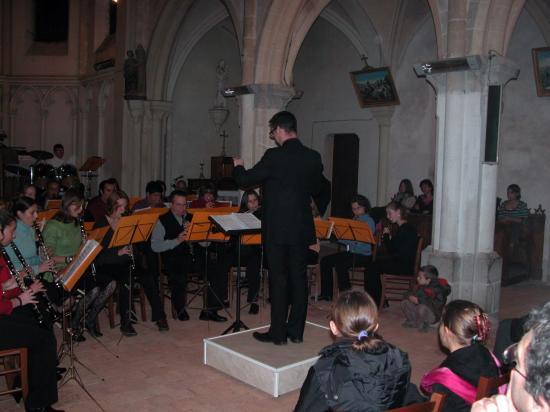 Ste Cécile église Bray en Val