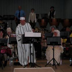 Concert de printemps : musique de films