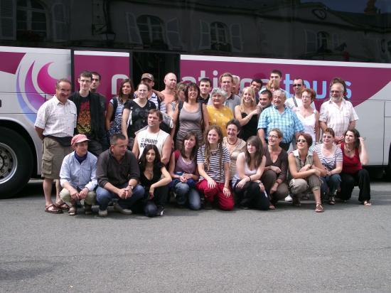 Pologne août 2010