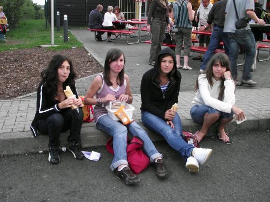 Diner en Allemagne