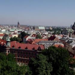 Vue Cracovie