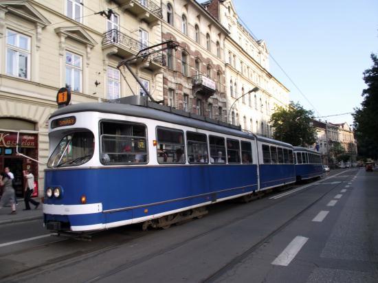 Retour par le tram