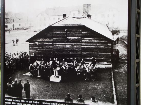 L'orchestre d'Auschwitz