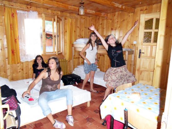 La chambre des filles